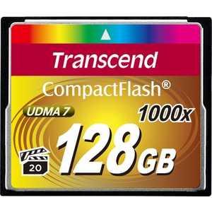 Фото - Карта памяти Transcend TS128GCF1000 top gear велосипед складной 24 compact 50 1 скорость черный зеленый внс2482