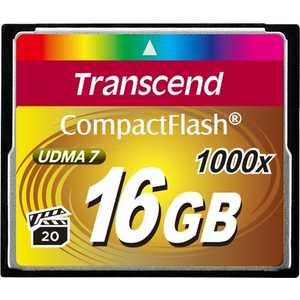 цена на Карта памяти Transcend TS16GCF1000