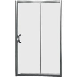 Душевая дверь Am.Pm Bliss L 120 прозрачная, хром матовый (W53S-1201190MT64)