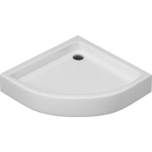 Душевой поддон Am.Pm Bliss L Solo Slide 90 90х90 см (W53T-315-090W64/W53T-315-090W) поддон для балконного ящика ingreen цвет белый длина 60 см