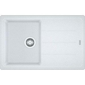 Кухонная мойка Franke Basis BFG 611-78 белый (114.0259.929) цены