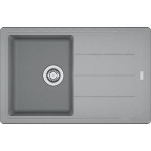 Кухонная мойка Franke Basis BFG 611-78 серый (114.0259.930)