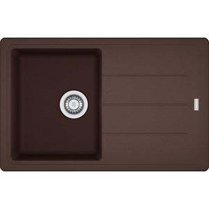 Кухонная мойка Franke Basis BFG 611-78 шоколад (114.0259.914)