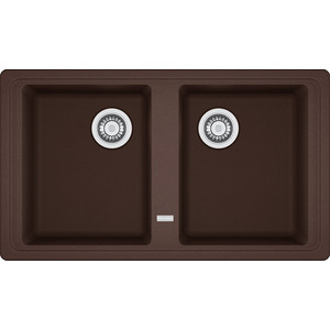 Кухонная мойка Franke Basis BFG 620 шоколад (114.0296.702)