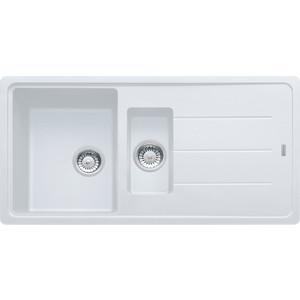 Кухонная мойка Franke Basis BFG 651 белый (114.0259.964)