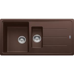 Кухонная мойка Franke Basis BFG 651 шоколад (114.0259.945) фото