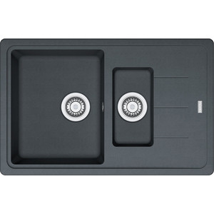 Кухонная мойка Franke Basis BFG 651-78 графит (114.0280.884)