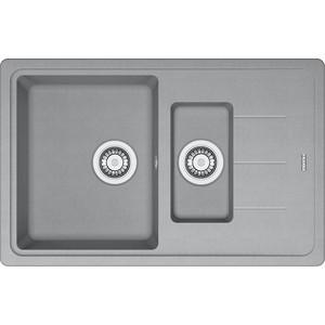Кухонная мойка Franke Basis BFG 651-78 серый (114.0280.897) фото