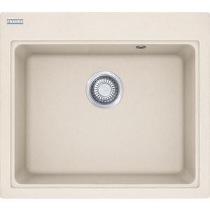 Кухонная мойка Franke Maris MRG 610-58 ваниль (114.0296.480) цена 2017