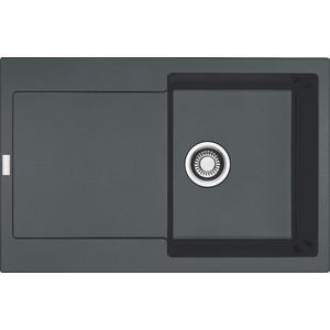 Кухонная мойка Franke Maris MRG 611-78 графит (114.0280.709)