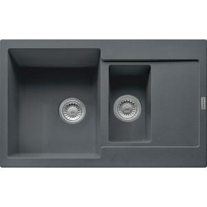 Кухонная мойка Franke Maris MRG 651-78 графит (114.0198.313) franke mrg 651 78 3 серебристый