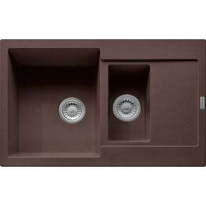 Кухонная мойка Franke Maris MRG 651-78 шоколад (114.0198.351)