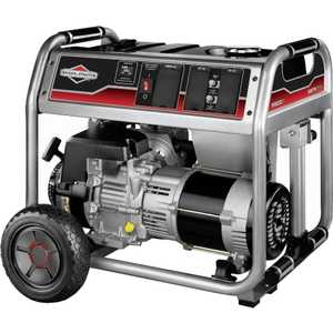 Генератор бензиновый Briggs and Stratton 6250A