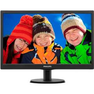 Монитор Philips 273V5LHAB black монитор philips 243v5lsb black