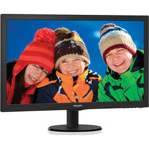 Монитор Philips 273V5LSB black монитор philips 243v5lsb black