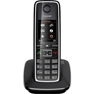Радиотелефон Gigaset C530 чёрный