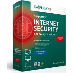 Программное обеспечение Kaspersky Internet Secutity Multi-Device Russian Ed. 3-Device 1 year Base Box (KL1941RBCFS)