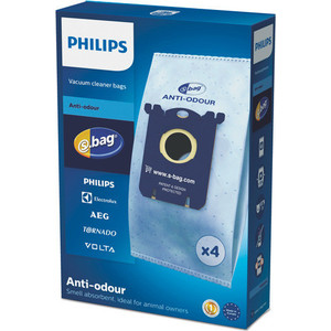 Мешки для пылесосов Philips FC 8023/04 Philips,Electrolux,AEG s-bag anti-odour