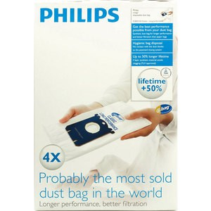 Мешки для пылесосов Philips FC 8021/03 Philips,Electrolux,AEG s-bag