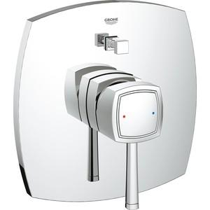 Смеситель для ванны Grohe Grandera с механизмом (19920000, 35501000)