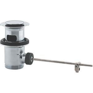 Донный клапан для раковины Grohe 1 1/4 хром (28910000) сифон для раковины grohe 1 4 хром