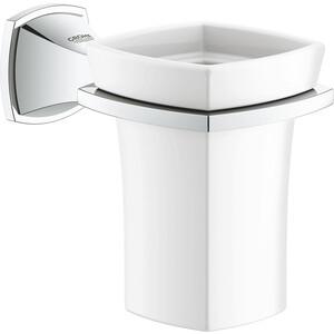 Стакан для ванны Grohe Grandera с держатель (40626000)
