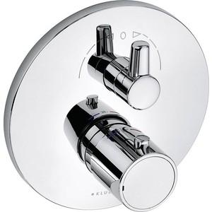 Термостат для ванны Kludi Zenta накладная панель (388300545)