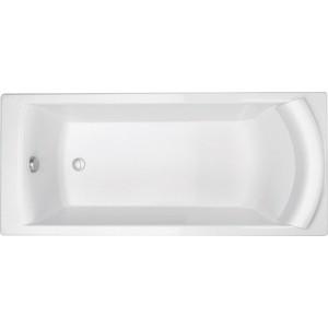 Чугунная ванна Jacob Delafon Biove 170x75 без отверстий для ручек (E2930-00) ванна из искусственного камня jacob delafon elite 170x75 e6d031ru 00 без гидромассажа