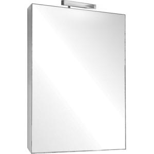 Зеркальный шкаф Jacob Delafon Odeon Up 52,5x73,5 см (EB879-J5) розетка abb bjb basic 55 шато 2 разъема с заземлением моноблок цвет чёрный
