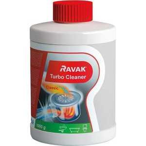 Средство Ravak Turbo Cleaner для чистки сифонов 1000 г (X01105) средство для чистки барабанов стиральных машин nagara 5 х 4 5 г
