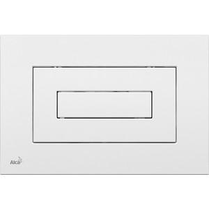 Кнопка смыва AlcaPlast белая (M470)
