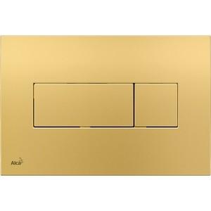 Кнопка смыва AlcaPlast золото (M375)
