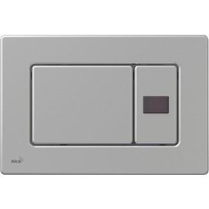 Кнопка смыва AlcaPlast сенсорная Antivandal (M279S) кнопка управления ekf sw2c 11 возвратная no nc
