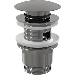 Донный клапан для раковины Ravak для умывальника click clack короткий хром (X01437)