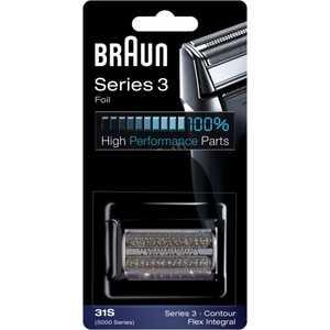 Аксессуар Braun Сетка и режущий блок 31S сетка для бритвы braun 10b