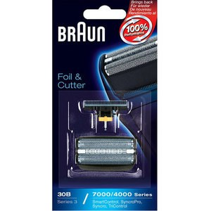Сетка и режущий блок Braun 30B Foil & Cutter (Series 3)