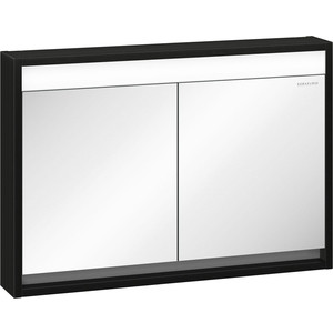 Зеркальный шкаф Edelform Константе 99x68 венге (2-667-14-S)