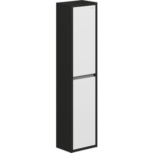Пенал Edelform Константе 38x165 венге белый (3-668-14) тумба под раковину aqwella alicante 49 5x35 5 дуб седой alic 01 05 gray