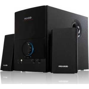 цена на Компьютерные колонки Microlab M500U 2.1 black