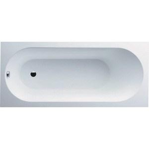 Ванна квариловая Villeroy Boch Oberon 160х75 см белая с ножками (UBQ160OBE2V-01)
