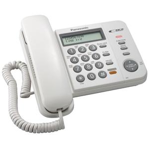 Проводной телефон Panasonic KX-TS2358RUW
