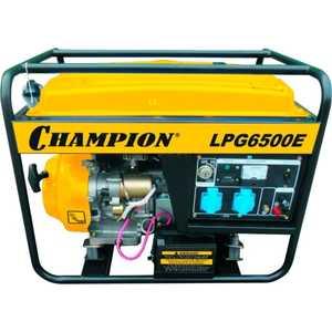 Генератор бензиново-газовый Champion LPG6500E
