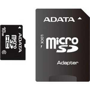 ADATA microSDHC Class 4 (SD адаптер) (AUSDH4GCL4-RA1) microSDHC Class 4 (SD адаптер) (AUSDH4GCL4-RA1)