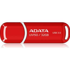 Флеш-диск ADATA 16Gb UV150 Красный (AUV150-16G-RRD)