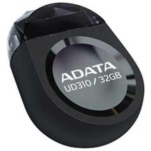Флеш-диск A-Data 32Gb DashDrive UD310 Черный (AUD310-32G-RBK) a data auc330 32g rbk