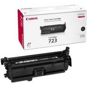 Картридж Canon 723 BK 5K (2644B002) стоимость