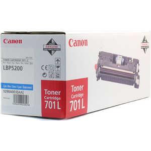 Картридж Canon 701L C (9290A003)