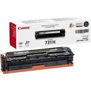 Картридж Canon 731H BK (6273B002)