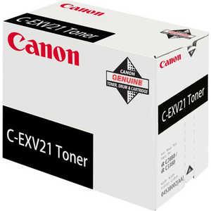 Kартридж Canon Тонер C-EXV21 black (0452B002)