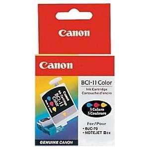 Картридж Canon BCI-11 color (0958A002) картридж canon bci 6 yellow 4708a002